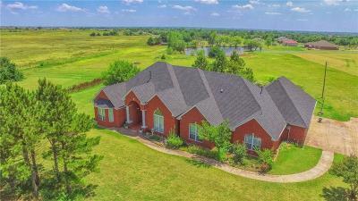 Moore Single Family Home Pending: 4900 SE 134th Street