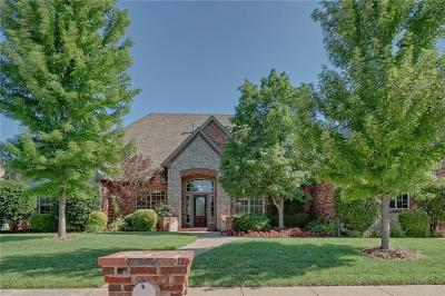 Edmond Single Family Home For Sale: 408 NW 146th Terrace