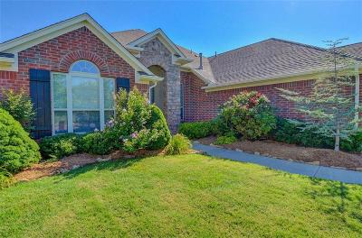 Norman Single Family Home For Sale: 4020 Grange Hill Way
