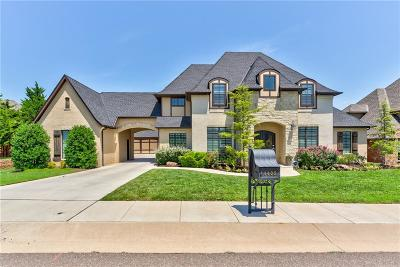 Edmond Single Family Home For Sale: 4400 Thunder Pass