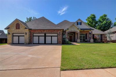 Norman Single Family Home For Sale: 2124 Bates Way