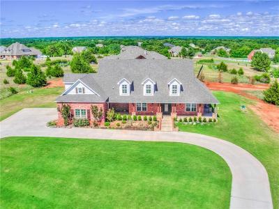 Norman Single Family Home For Sale: 2005 Quail Creek Drive