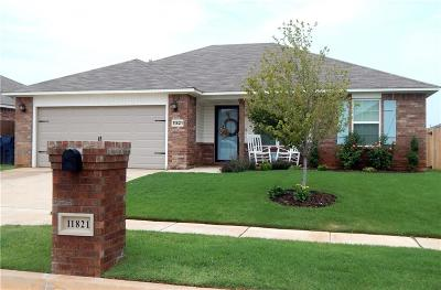 Piedmont Single Family Home For Sale: 11821 NW 130th