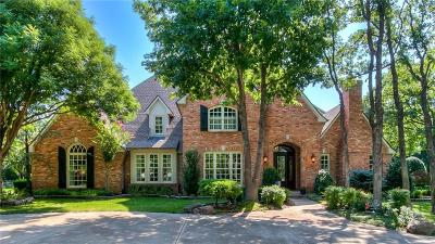 Edmond Single Family Home For Sale: 5600 Georgetowne Road
