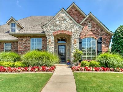 Edmond Single Family Home For Sale: 1617 Deer Park Drive
