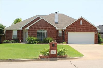 Piedmont Single Family Home For Sale: 984 Lincoln