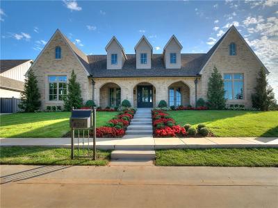 Edmond Single Family Home For Sale: 6216 Hazeltine Drive