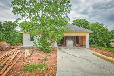 Guthrie Single Family Home For Sale: 9444 Fawn Trail