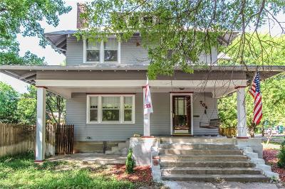 Norman Single Family Home For Sale: 704 Miller Avenue