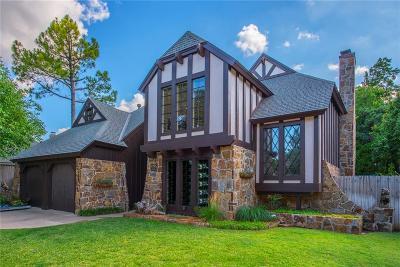 Warr Acres Single Family Home For Sale: 7225 Shoreline