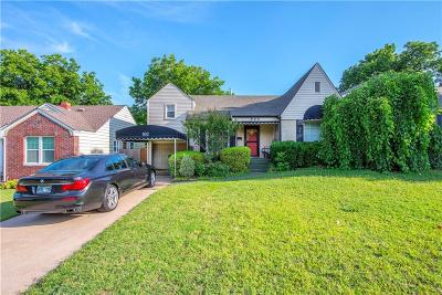 Single Family Home For Sale: 832 NW 49th