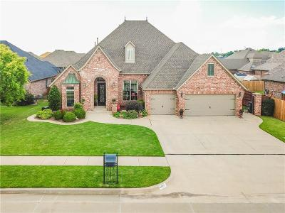 Norman Single Family Home For Sale: 4901 Waterwood