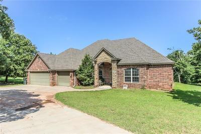 Norman Single Family Home For Sale: 9801 E Boyd Street