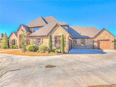 Edmond Single Family Home For Sale: 4009 Redmont