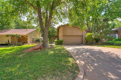 Edmond Single Family Home For Sale: 13511 Fox Hollow Ridge