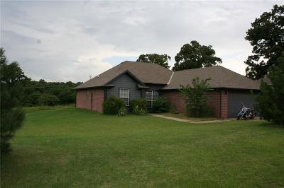 Guthrie Single Family Home For Sale: 5151 Fawn Run