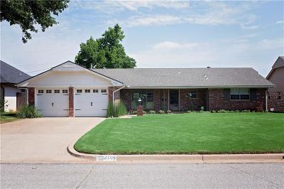 Oklahoma City Single Family Home For Sale: 2709 NW 58th Place