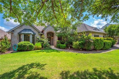Edmond Single Family Home For Sale: 1400 Echohollow Trail