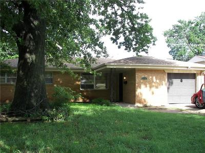 Del City Single Family Home For Sale: 905 Vickie Drive