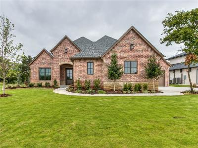 Edmond Single Family Home For Sale: 6432 Wentworth