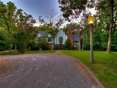 Edmond Single Family Home For Sale: 1622 Red Fox Road