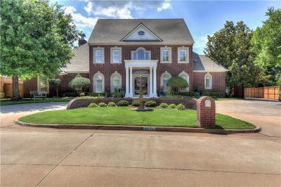 Oklahoma City Single Family Home For Sale: 6249 Cypress Grove