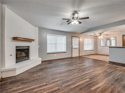 Midwest City Single Family Home For Sale: 1328 Nottoway