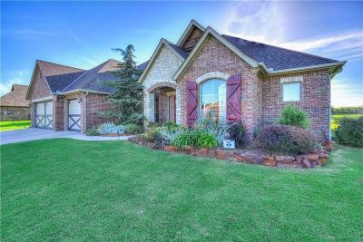 Edmond Single Family Home For Sale: 8746 Venezia Lane