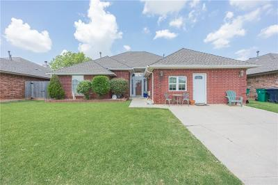 Single Family Home For Sale: 15417 Stone Meadows Drive