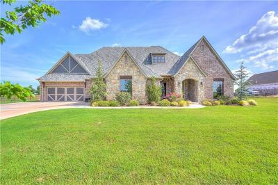 Edmond Single Family Home For Sale: 2197 Bordeaux Way
