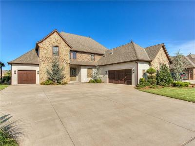 Edmond Single Family Home For Sale: 4601 Round Up Road