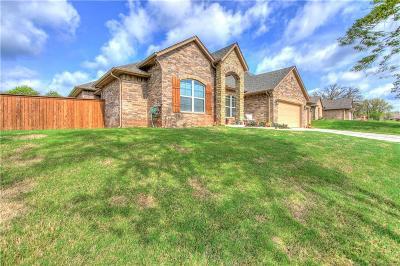 Guthrie Single Family Home For Sale: 12545 Smokey Ridge