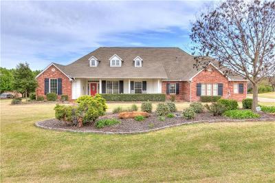 Edmond Single Family Home For Sale: 4300 Heavenfield Court
