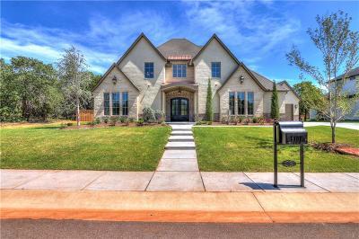 Edmond Single Family Home For Sale: 5100 Corner Brook Lane