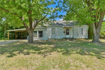 Warr Acres Single Family Home For Sale: 6019 NW 47th Street