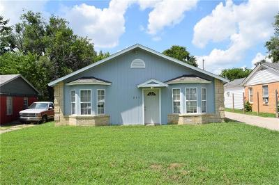 Midwest City Single Family Home For Sale: 211 E Harmon Drive