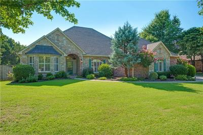 Edmond Single Family Home For Sale: 1700 Eagle Drive
