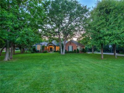 Edmond Single Family Home For Sale: 7175 Hollow Brook Drive