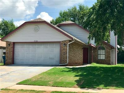 Midwest City Single Family Home For Sale: 2332 Grapevine Drive