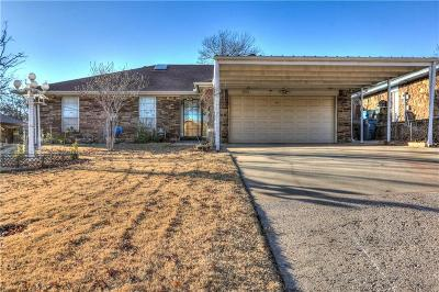 Midwest City Single Family Home For Sale: 9712 Kent