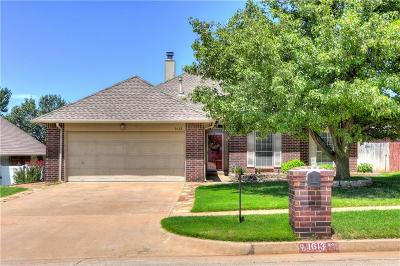 Midwest City Single Family Home For Sale: 1613 Pennington Circle