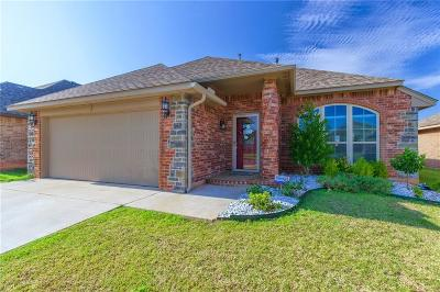 Edmond Single Family Home For Sale: 3324 NW 160th Street