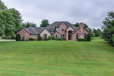 Edmond Single Family Home For Sale: 4201 Caliburn Parkway