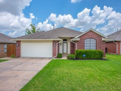 Oklahoma City Single Family Home For Sale: 10316 Portsmouth Court