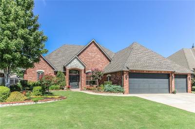 Moore Single Family Home For Sale: 3109 White Cedar Drive