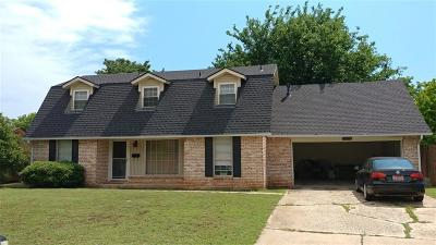 Norman Single Family Home For Sale: 2908 Woodview Drive