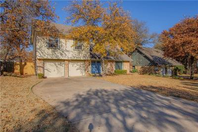 Edmond Single Family Home For Sale: 2709 Woodbury Road