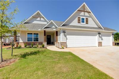Edmond Single Family Home For Sale: 601 NW 188th Street