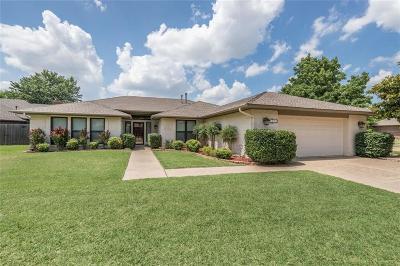 Edmond Single Family Home For Sale: 1301 NW 149 Street