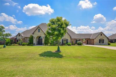 Oklahoma City Single Family Home For Sale: 11700 Milano Road